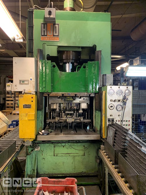 HJO HPAS160 Hydraulic Press