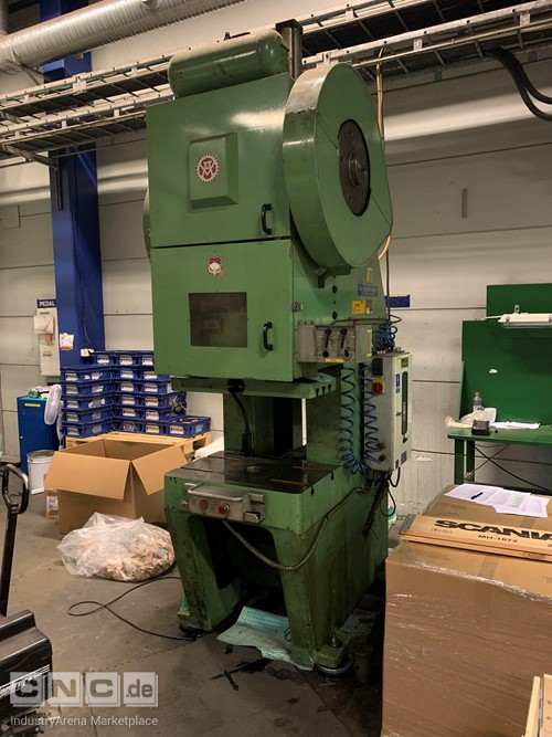 AB Arosverken ALT-80V	Excenter	Press