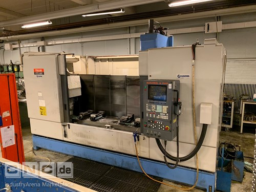 Mazak VTC 20C CNC Vertical Turning Center