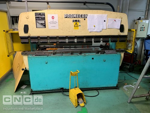 Promecam Folding Machine