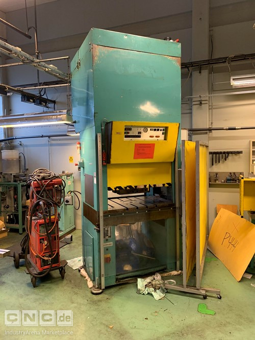 APT	TMH-100	Hydraulic Press