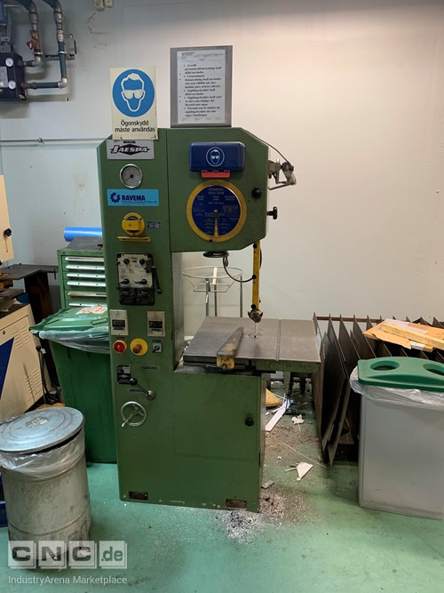 Jaespa MSU 4 Vertical Band Saw
