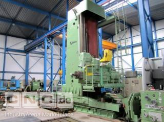 CNC Floortype Boring machine SKODA, X=10.000 mm