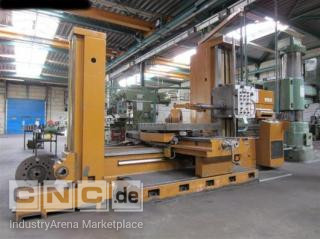 Tabletype Boring machine, PBR, table 1200x950 mm