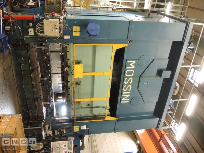 Mossini PDM/2B 800 Press Line