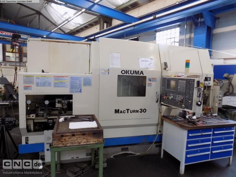OKUMA Mac Turn 30