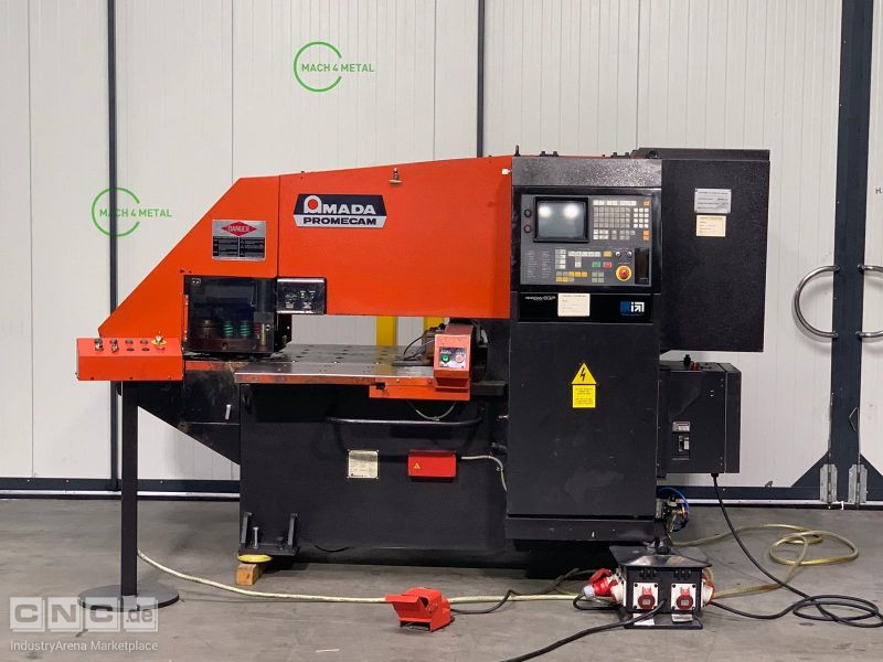 Amada Aries 222 punching machine