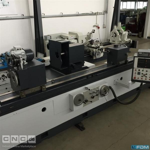 Cylindrical Grinding Machine GER RHC-2500