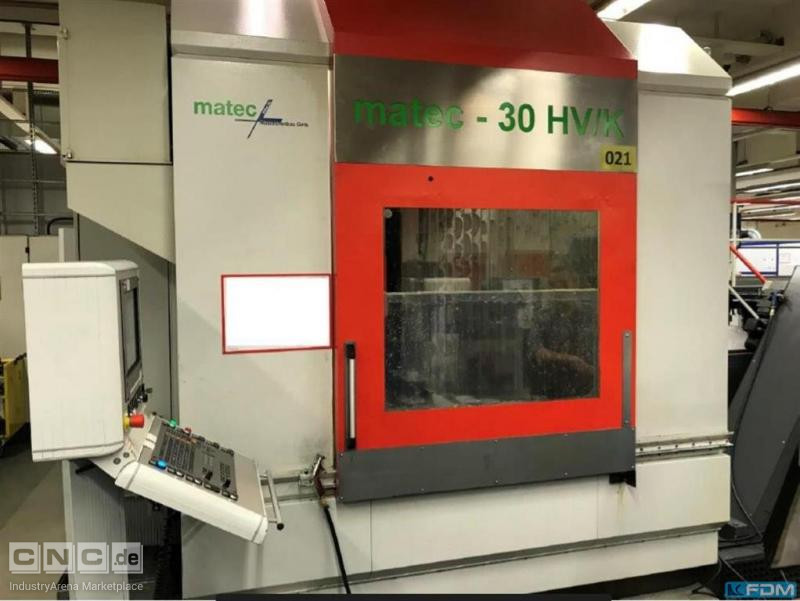 Machining Center - Vertical MATEC 30 HV/K
