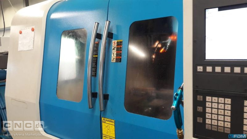 Machining Center - Vertical KNUTH Vector1000