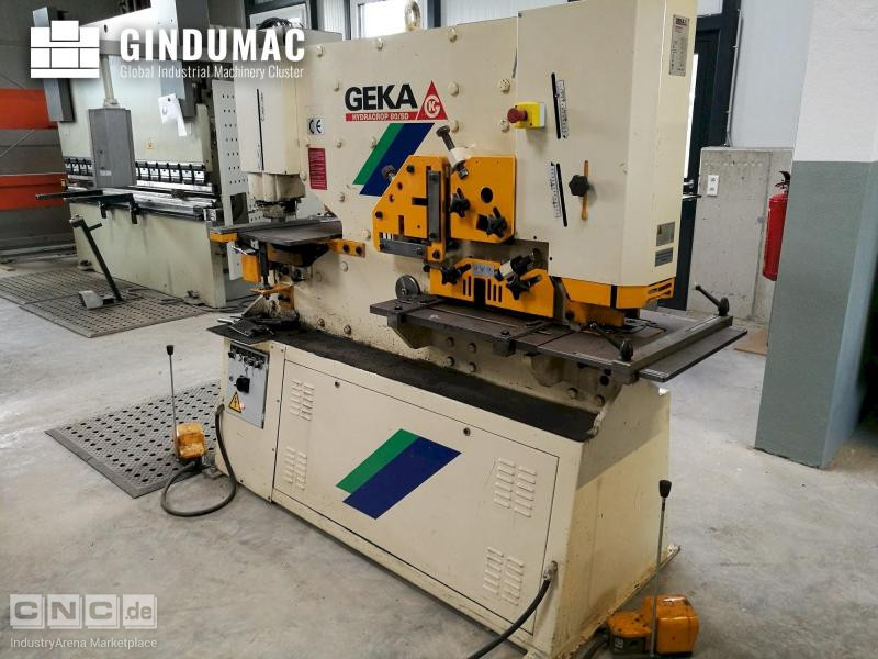 GEKA Hydracrop 80/SD
