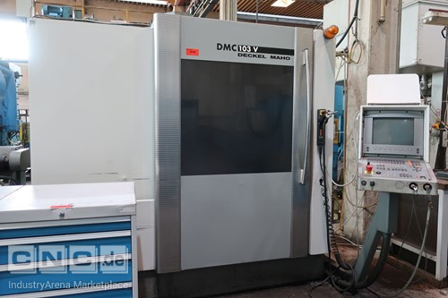 Deckel Maho DMC103V CNC Machining Center