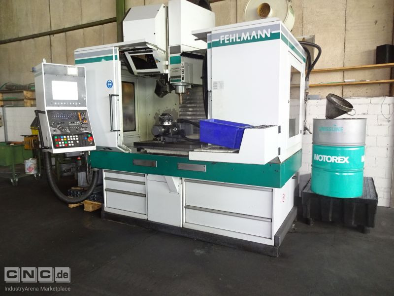 Fehlmann Picomax 82 M CNC Machining Center