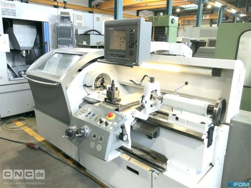 Lathe - cycle controled GILDEMEISTER NEF 320