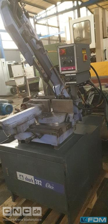Band Saw SHARK 282 CCS