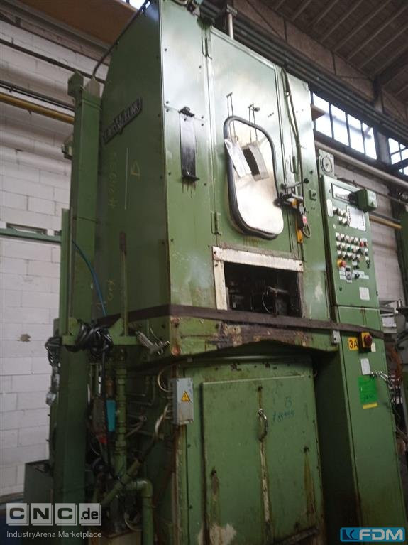Broaching Machine-Internal - Vertical KARL KLINK RISZ 10/1000