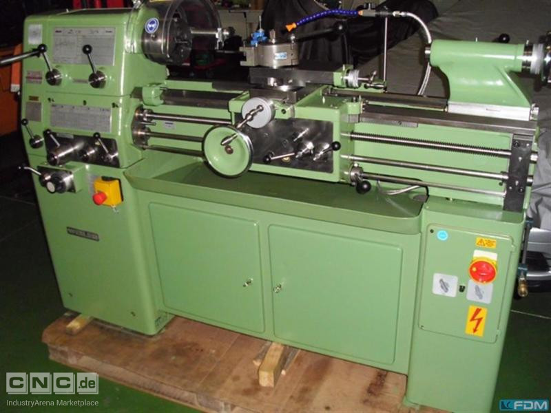 Center Lathe WEILER Condor VS1