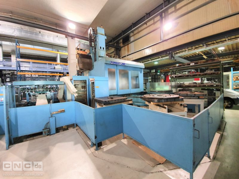 Forest-Liné BMO Gantry Type Vertical Machining Center