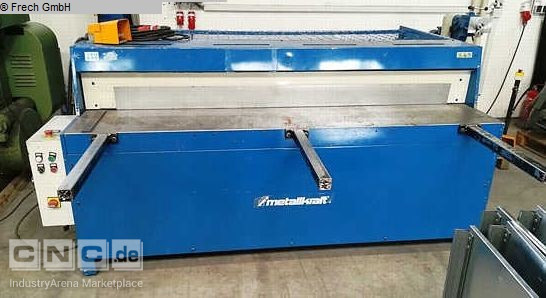 METALLKRAFT MTBS 2050-30