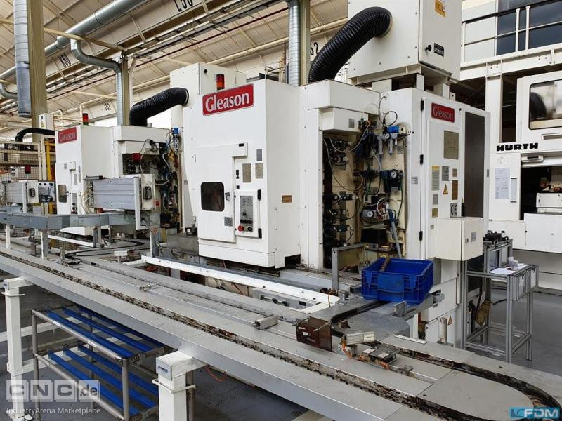 Gear Hobbing Machine - Vertical GLEASON PHOENIX 125 GH