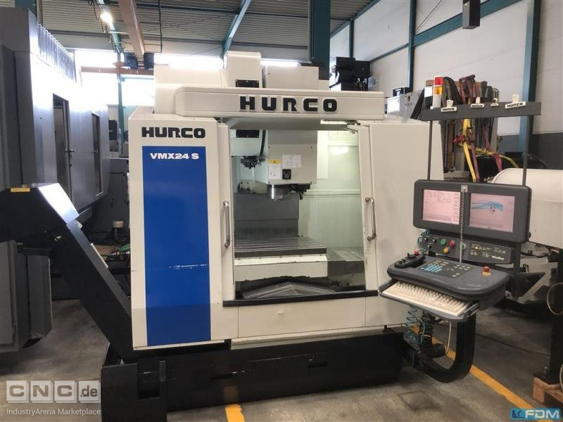 Machining Center - Vertical HURCO VMX 24 S