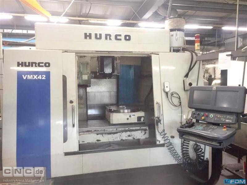 Machining Center - Universal HURCO VMX 42 SR