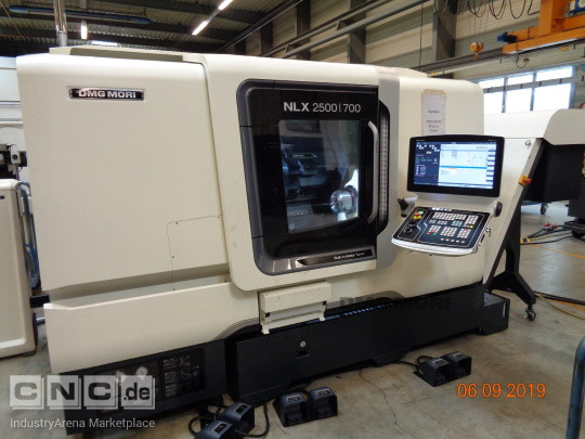 NLX2500SY/700 (Reference-Nr. 071341)