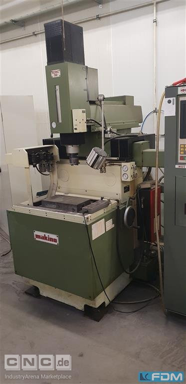 Eroding machine MAKINO EDNC32-MA3