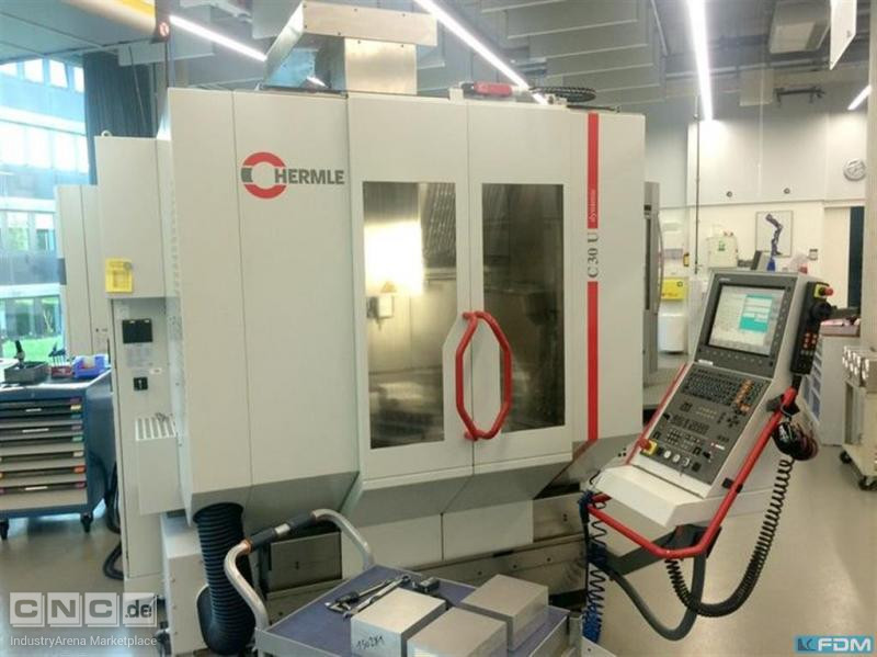 Machining Center - Universal HERMLE C 30 U dynamic