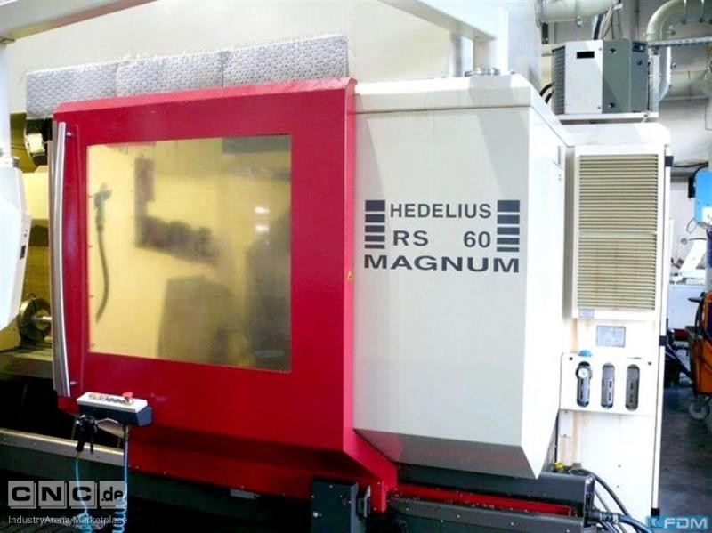 Machining Center - Universal HEDELIUS RS 60 KM-2000