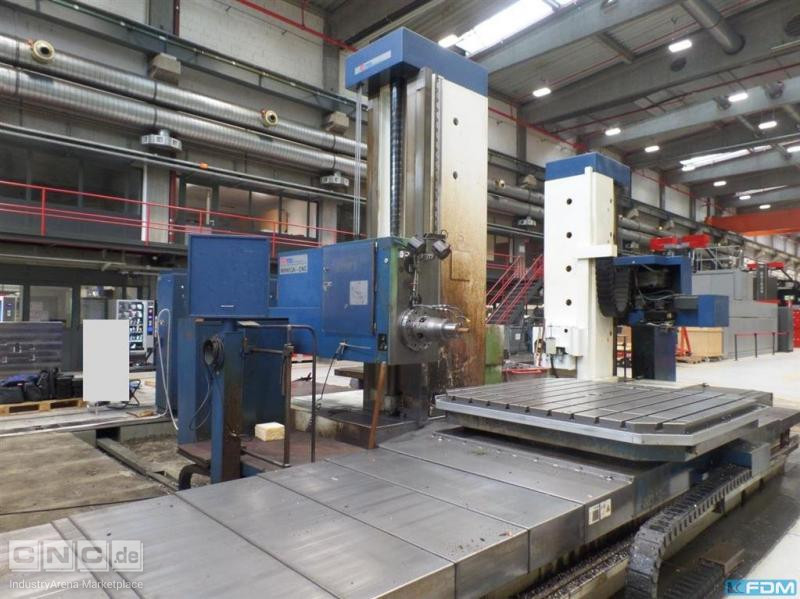 Drilling and Milling M/C TOS-VARNSDORF WHN 13.8