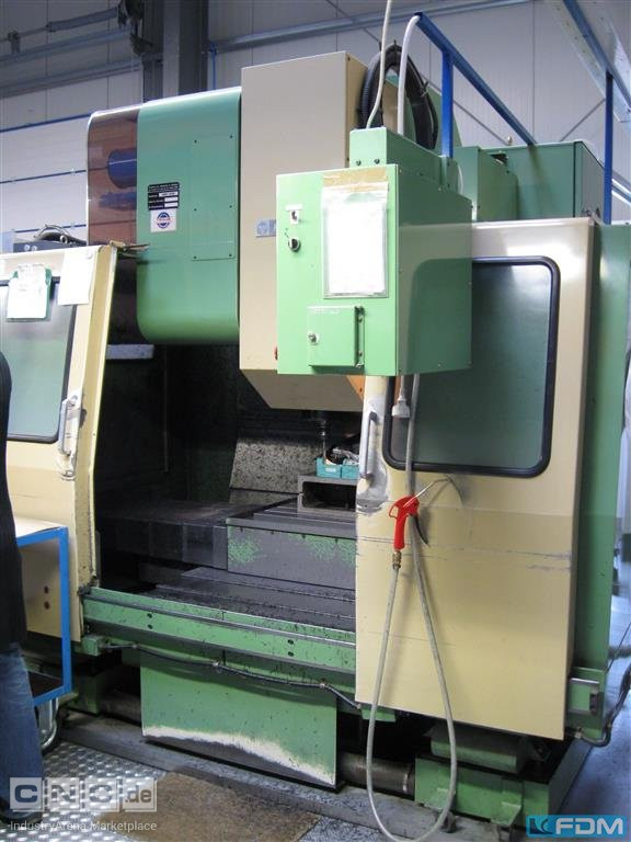 Machining Center - Vertical MORI SEIKI MV 40 B