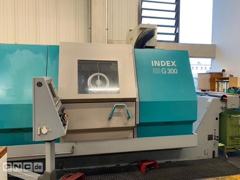 CNC Drehmaschine Index G300