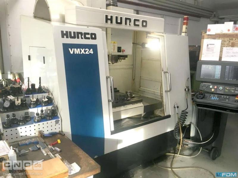 Machining Center - Vertical HURCO VMX 24