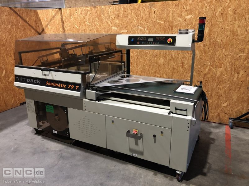 Anlge Welder MINIPACK Sealmatic 79 T-AN
