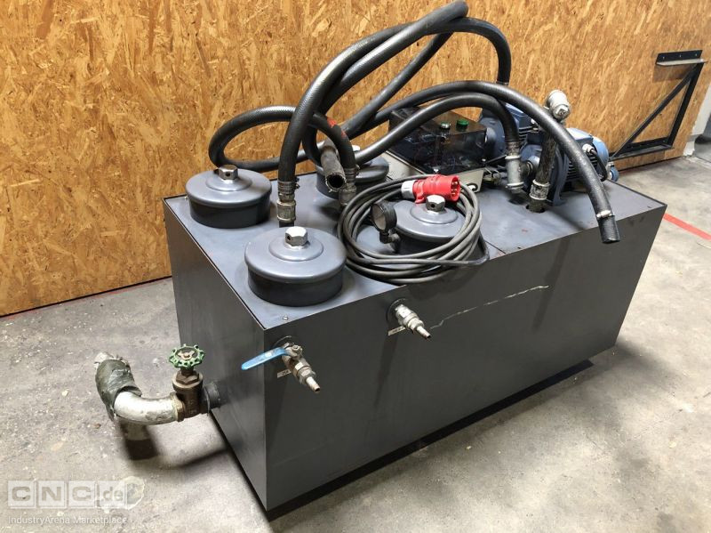 Dielectric filter system CHARMILLES