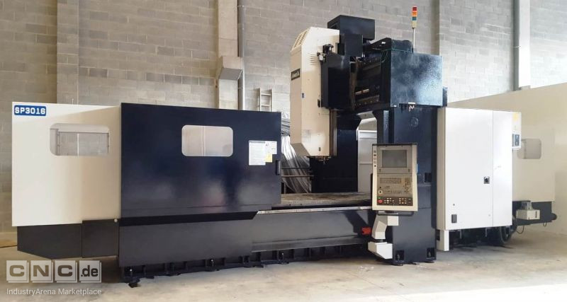 AWEA SP3016 MACHINING CENTRE