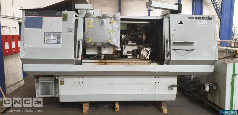 Cylindrical Grinding Machine STUDER S40