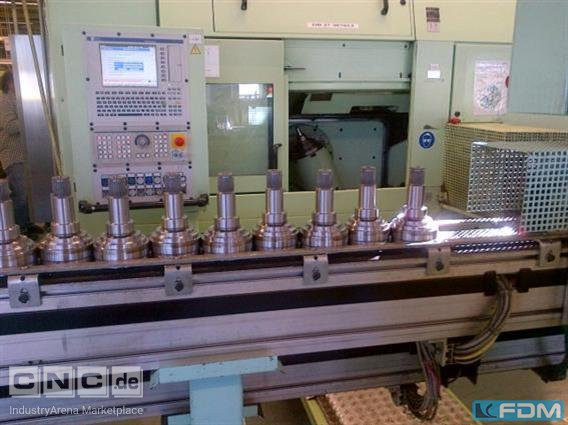 Ball groove milling EXCELLO XG 690