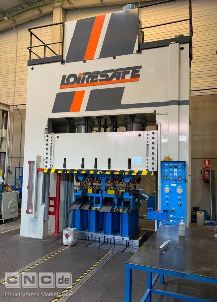 LOIRESAFE EDIM-500-200 hydraulic press