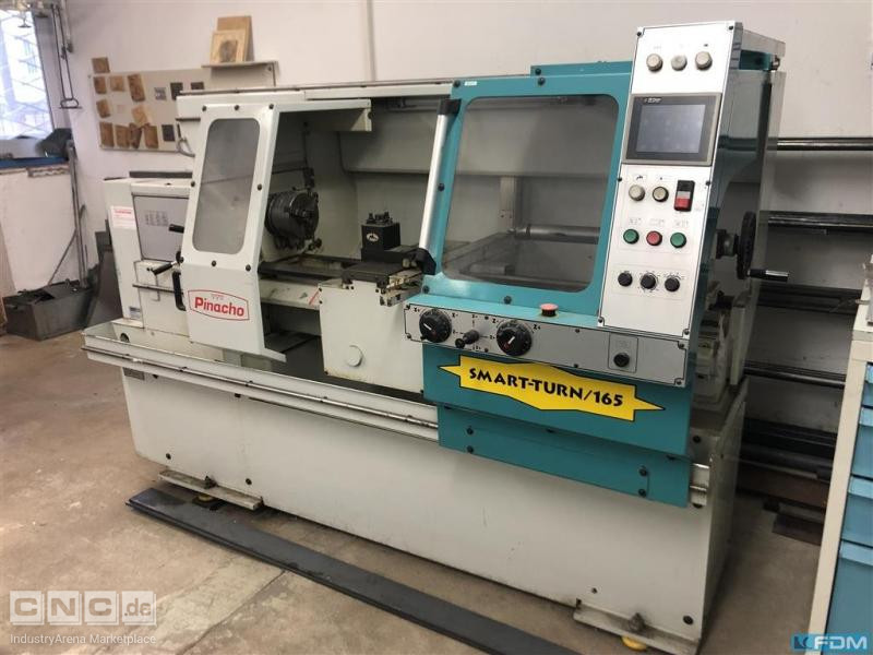 Lathe - cycle controled PINACHO Smart turn SM 165
