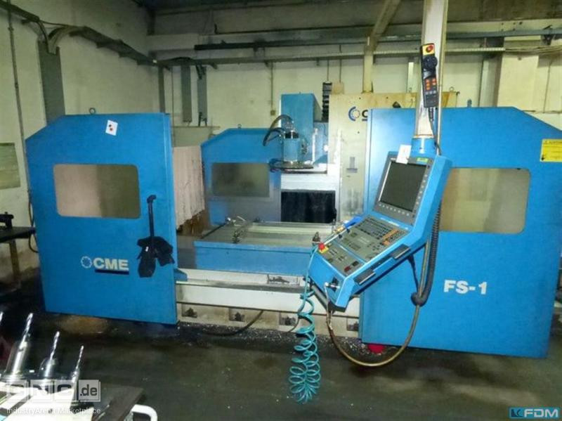 Bed Type Milling Machine - Universal CME FS 1