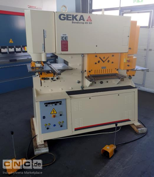 GEKA BENDICROP 85 SD