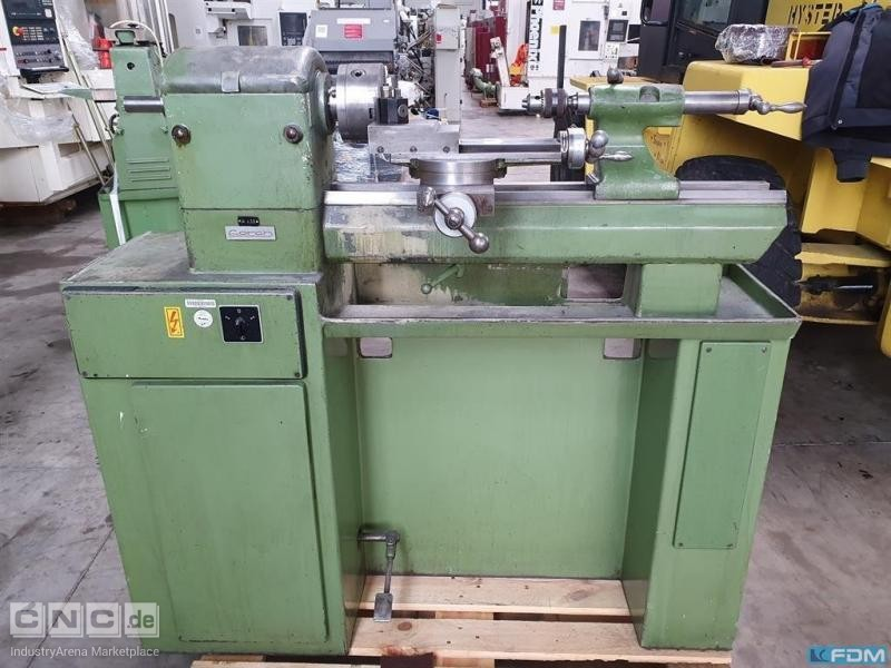 Mechanician s Lathe LORCH