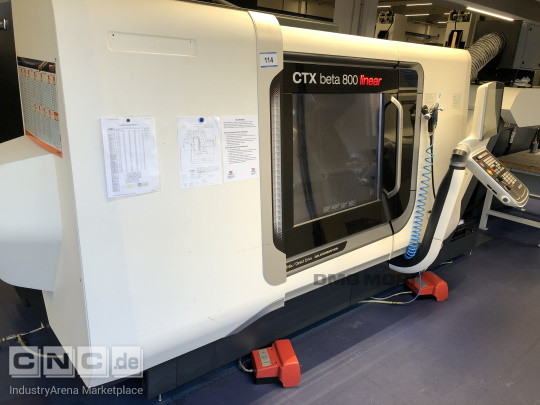 CTX beta 800 (Reference-Nr. 071381)