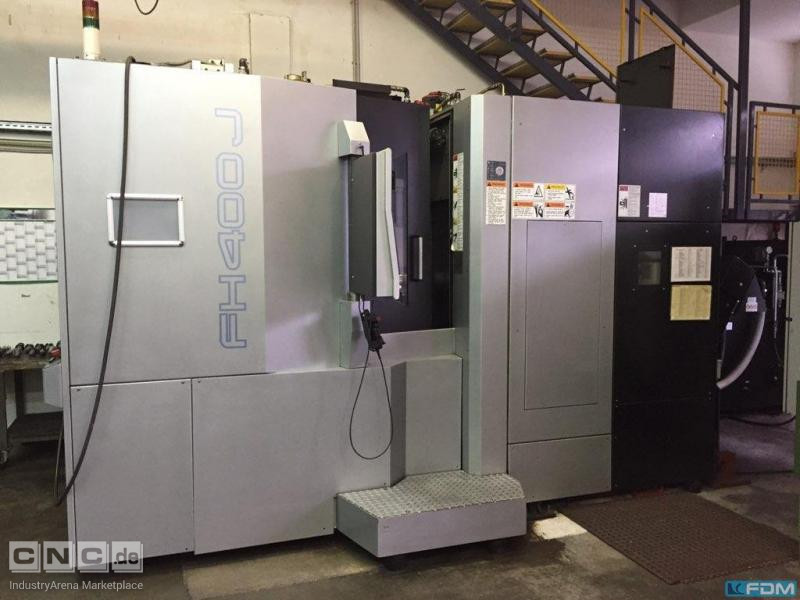Machining Center - Horizontal TOYODA FH 400J