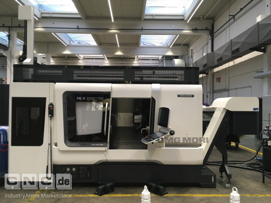 NLX2500/700 (Reference-Nr. 071367)