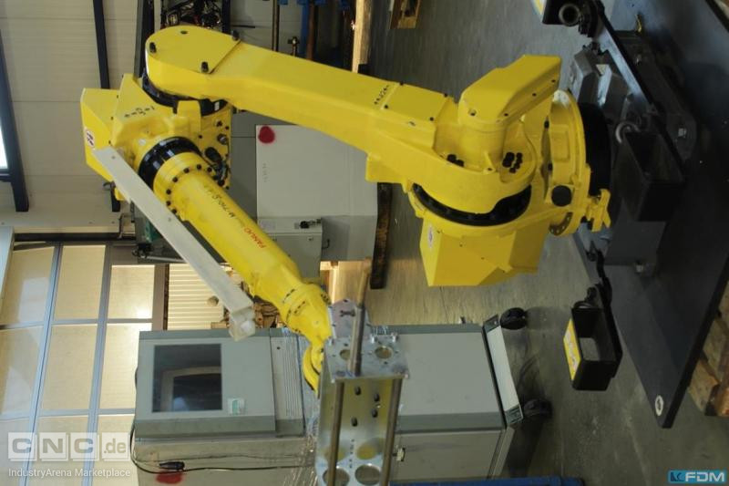 Industrial robots for general industrial applications FANUC M-710iC/50