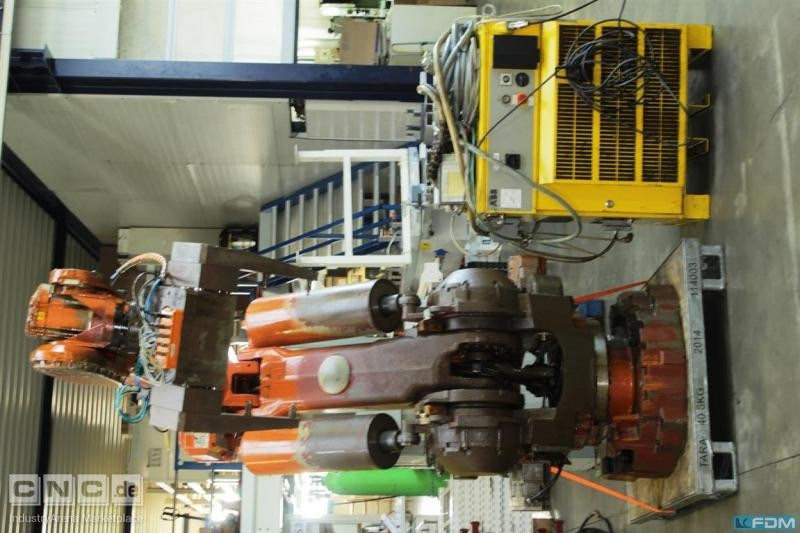 Industrial robots for general industrial applications ABB IRB6400RM2000