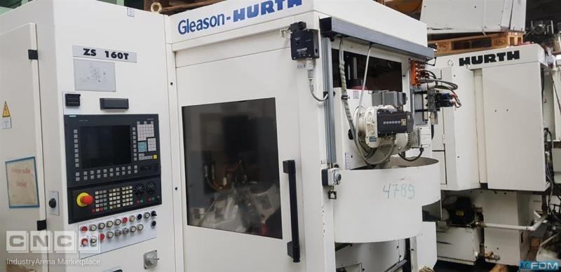 Gear Shaving Machine GLEASON-HURTH ZS 160 T